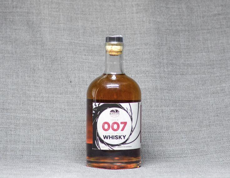 - Blackened Sweetness Black Gate 007 Australian Single Malt Whisky Brown Sugar, Spice, Coffee $220 | Click to find!