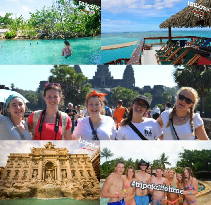 Grad Trip- there's something for everyone #thisisgradtrip #escapenormal #gradtrip #tripofalifetime