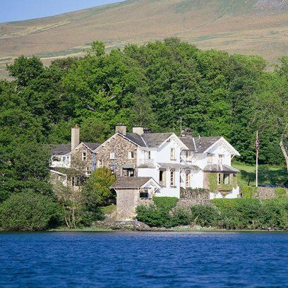 Sharrow Bay Review - Lake District | Places to Stay | Red Online - Red Online