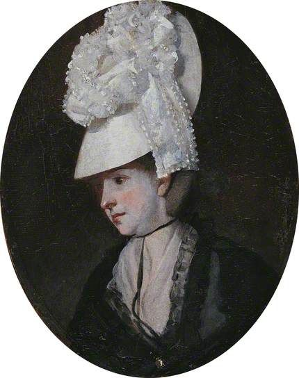 Catherine Langdale (1730–1804), Wife of William Constable by Henry Walton
