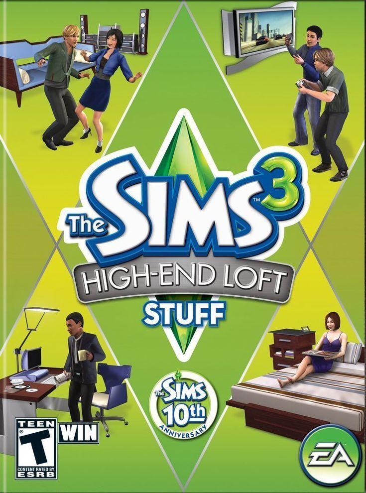 The Sims 3: High End Loft Stuff Pack Windows PC/Mac Game Download Origin CD-Key Global for only $4.95.  #videogames #game #games #deal #deals #gaming #awesome #awesomeness #awesomesauce #cool #gamer #gamers #win #ftw