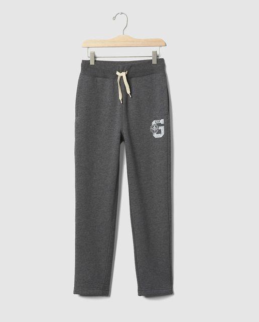 Pantalón deportivo de niño Gap en gris
