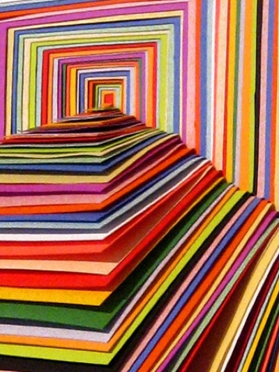 Rainbow paper - carta arcobaleno