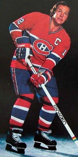 Yvan Cournoyer - Montreal