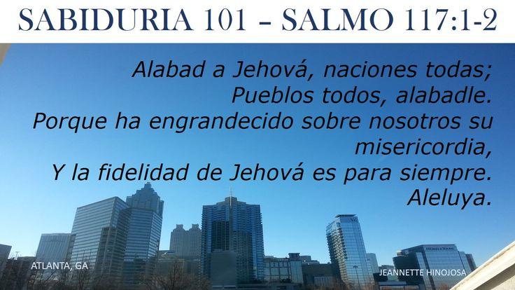 SALMO 117:1-2 - ATLANTA, GA