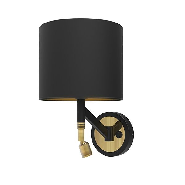 Artinox Armour Wall Light with Flexible LED Arm