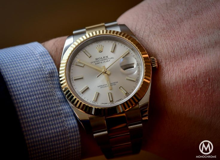 Full Review - The new Rolex Datejust 41 from Baselworld 2016, with new case, new 3235 movement and comeback of the Jubilee (live pics & price) - Monochrome Watches