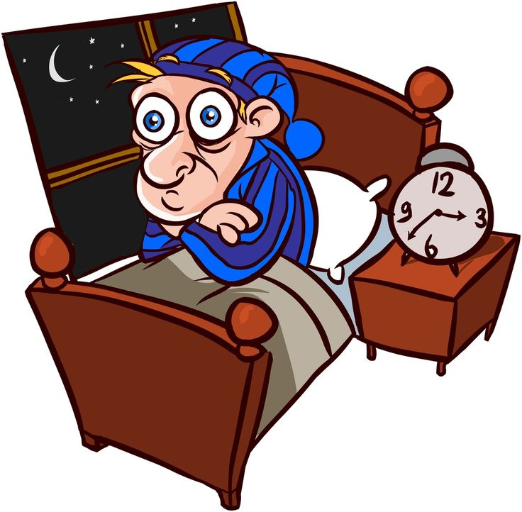 Image result for insomnia clipart