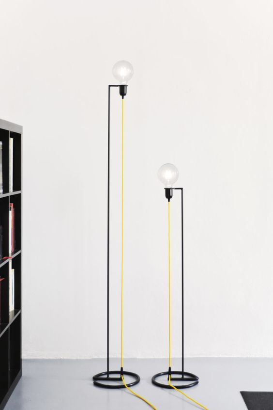 """thedesignwalker: """" Vortex is the name of this floor lamp designed by BIGDESIGN """""""
