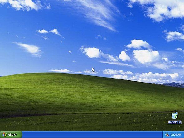 Microsoft Will Officially Pull The Plug On Windows XP In One Year... RIP Microsoft XP