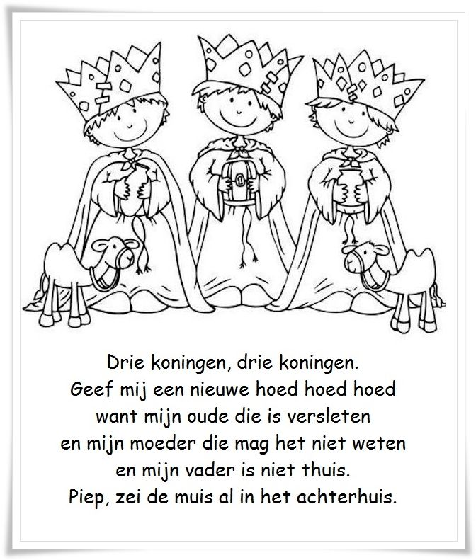 * Drie Koningen....