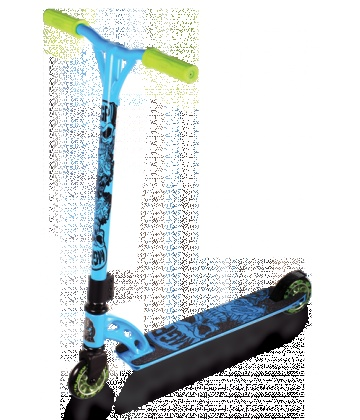 MGP VX2 Team Scooter - Blue | JD Bug Scooters - Micro, Blunt, Slamm & Madd Gear Pro at Skatehut | Cheap Scooters For Sale - Buy Now from Skatehut UK | Skatehut
