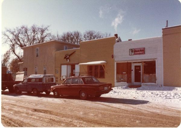 Magpie - 603 Ave D N. Saskatoon, Sask.   saskhistoryonline.ca