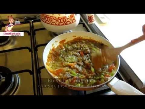 Kuşbaşılı Çörek Tarifi (Videolu) - Lezzetbank