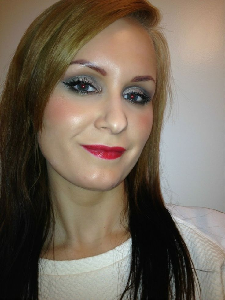 "Elegant evening look. Check out my ""how to copy"" guide at http://beautybybruun.dk/b/?p=5032"