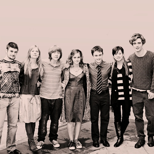 Goblet of Fire cast. | Harry Potter | Pinterest