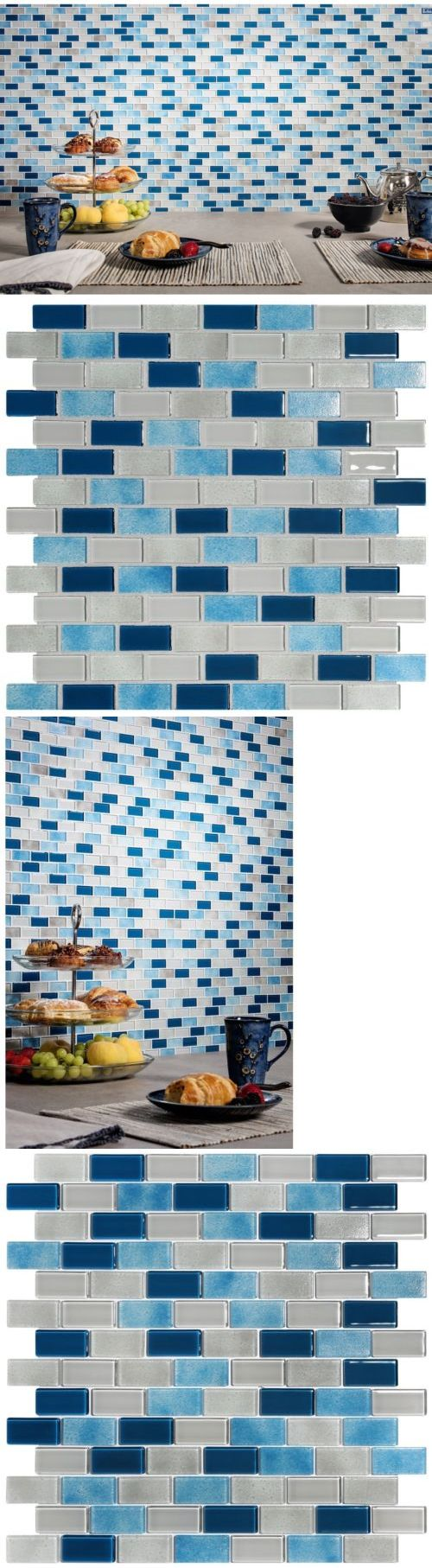 939 best Glass and Mosaic Tiles 160646 images on Pinterest | Mosaic ...