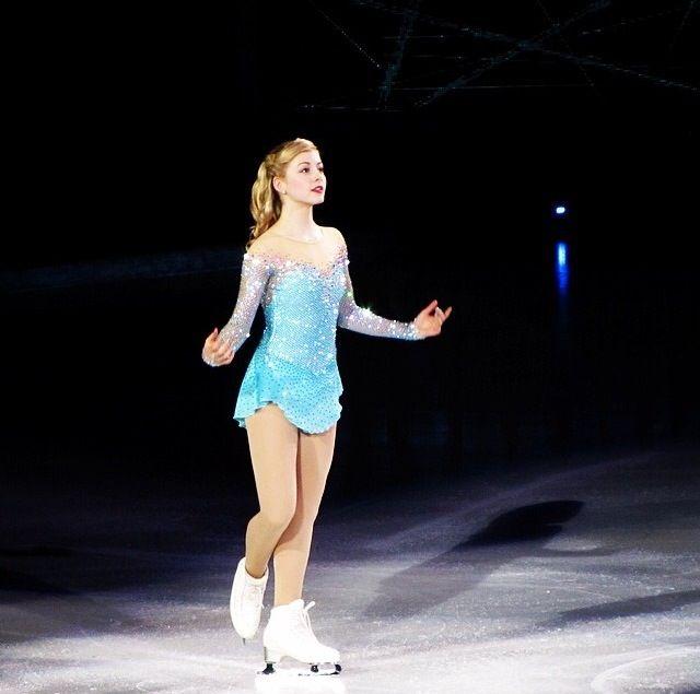 Gracie Gold Let It Go By Frozen Lovley Figureskating