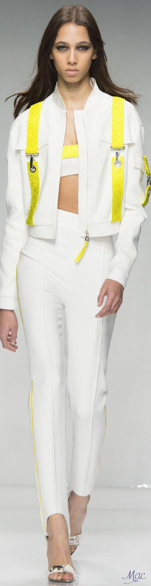 Spring 2016 Haute Couture Atelier Versace