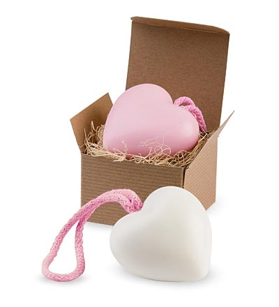 Heart Soaps on a Rope