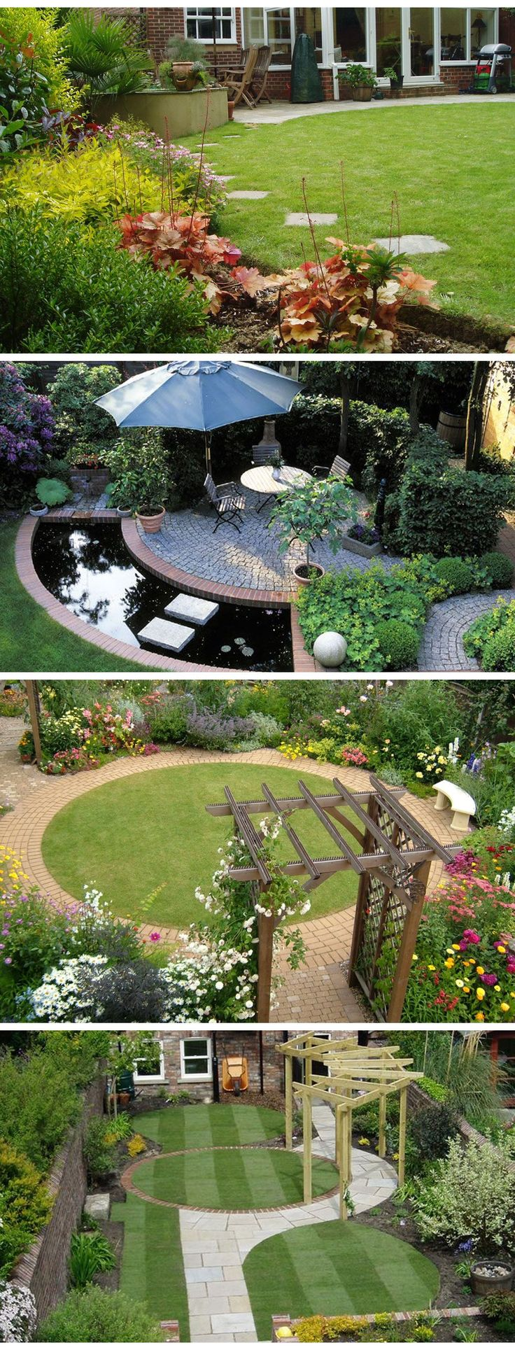 2131 best Garden Paths & Hardscapes images on Pinterest   Gardening ...