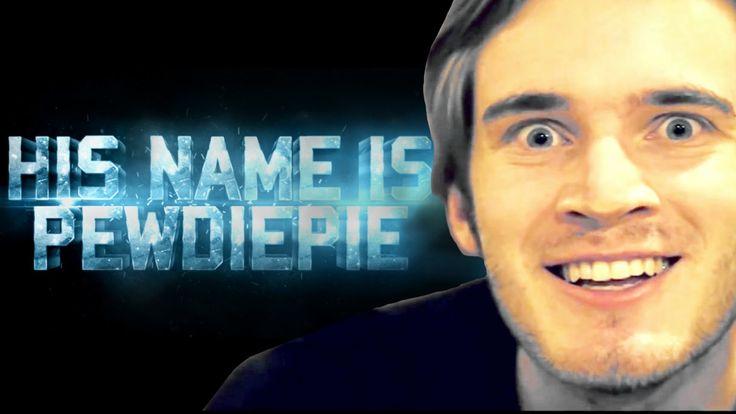 Youtube miljonair PewDiePie