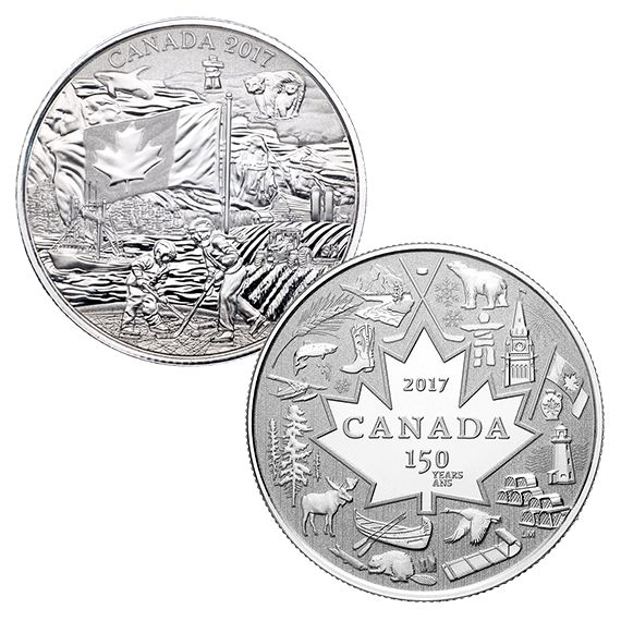 Pure Silver Coin - Heart of Our Nation