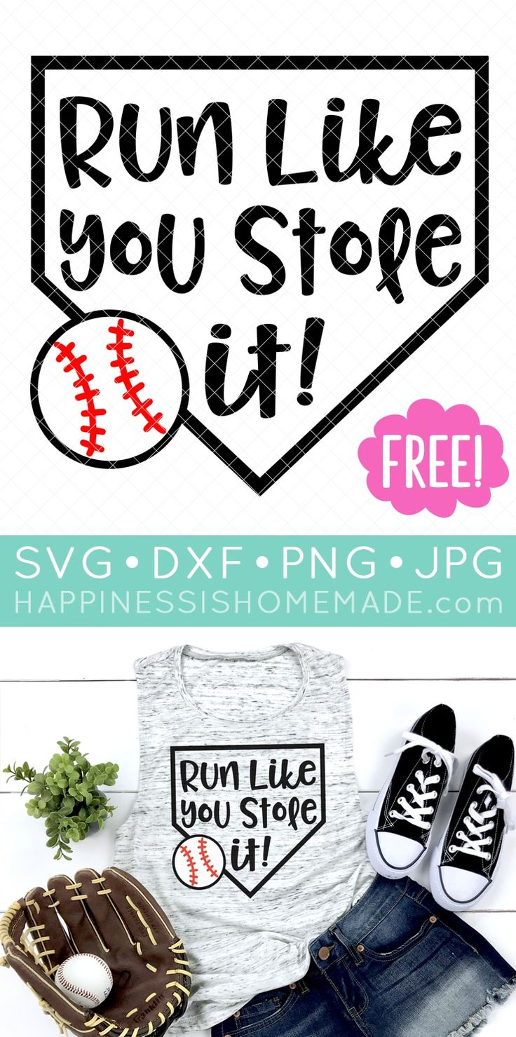 Download Calling all baseball fans! Use these 15 FREE Baseball SVG ...