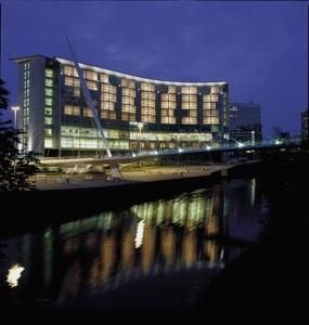 ★★★★★ The Lowry Hotel, Manchester, United Kingdom
