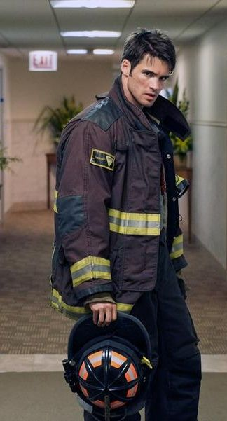 CHICAGO FIRE: Jimmy, serious business | Shared by LION