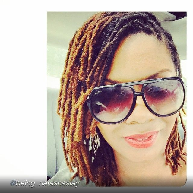 Locs/color/short style... loc on natural hair black woman http://www.shorthaircutsforblackwomen.com/the-touching-black-womens-hair-phenomenon-mini-documentary/