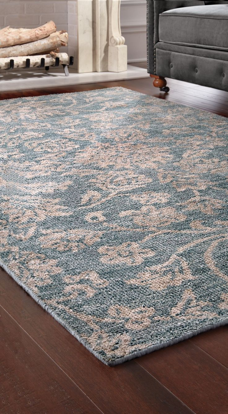a handknotted rug is beautifully made crafted of handspun wool and