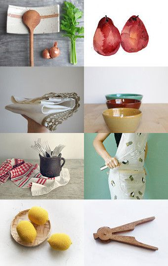 Welcome to my kitchen by francesca mosmea on Etsy--Pinned with TreasuryPin.com