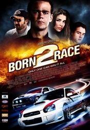 Danny Krueger este un tânăr pilot amator de curse de stradă aflat pe punctul de a se ciocni frontal cu... o mulţime de belele.După un grav accident petrecut la o cursă ilegală, Danny este obligat să se mute într-un oraş mic, la tatăl lui - fost pilot de NASCAR. Viaţa de pilot a lui Danny este, însă, departe de a se fi încheiat, iar experienţa tatălui său s-ar putea să-i vină în ajutor.Born To Race este povestea unui încăpățânat adolescent, cal de curse de stradă, care se mută cu tatăl său…