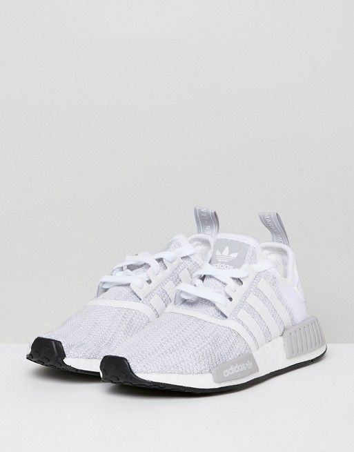 5c1cb3650 adidas Originals NMD R1 Sneakers In White