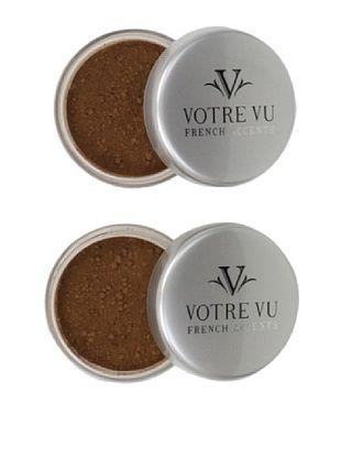 50% OFF Votre Vu Belle Poudre HD Sheer Face Finish Powder, Deep, 2-Pack