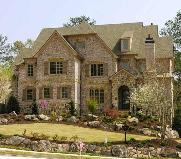 Bobby Cox home in Marietta, GA (former Atlanta Braves Manager) Gorgeous. Check out the inside.: Future Houses, Dreams Home, Dreams Houses, Nice Houses, Atlanta Brave, Awesome Houses, Beautiful Home, Pretty Houses, Gorgeous Houses
