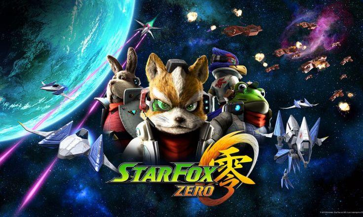 Nintendo presenta el corto animado de StarFox Zero: Comienza el combate