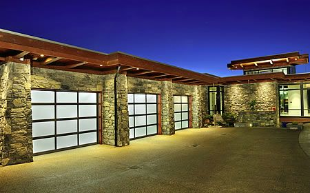 293 Best Modern Garage Door And Gates Images On Pinterest