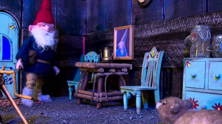 The Tales of Oldin: Darkness   a stop motion animated film by Jason Gott...