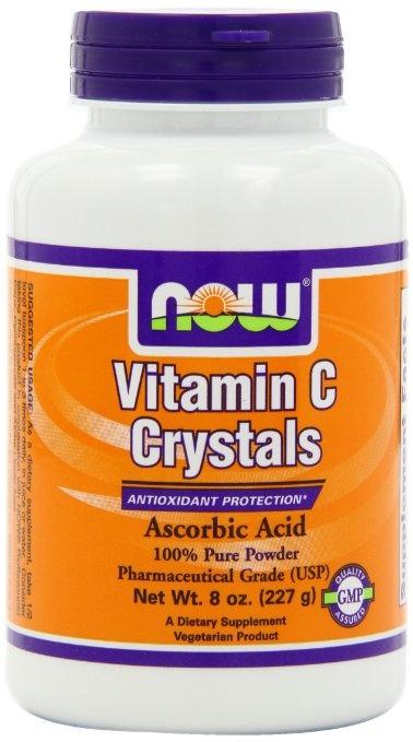Benefits of powdered vitamin c