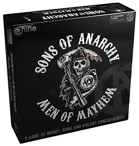 Sons of Anarchy Game - John Teller, Founding Member SAMCRO - In Sons of  Anarchy: Men of Mayhem players control rival Gangs, competing to be the  most ...