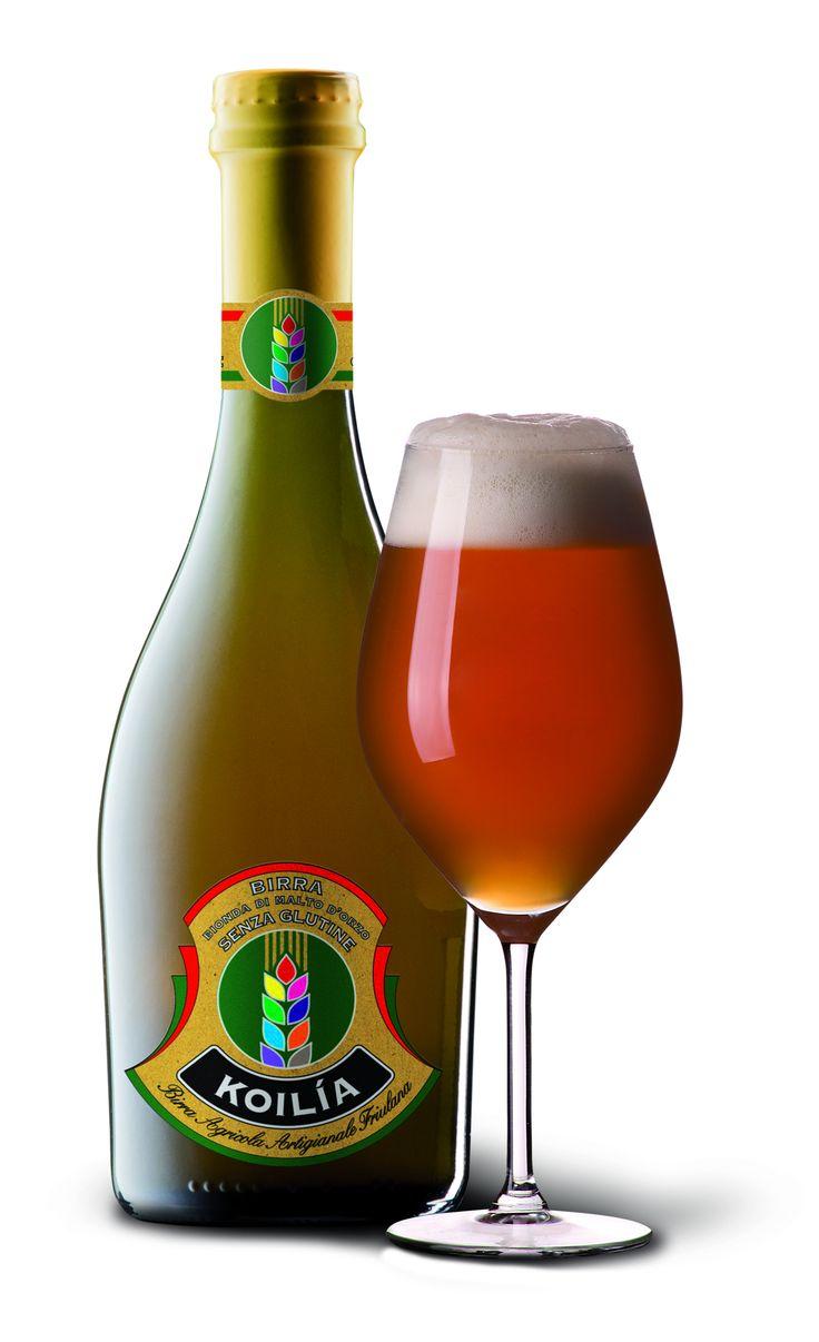 La nostra nuova IOI birra per celiaci senza glutine .  Our new IOI gluten free beer