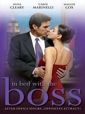 In Bed with the Boss - Anna Cleary Carol Marinelli Maggi Cox