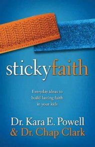 Based on recent research, this guide presents both a compelling rationale and a powerful strategy to show parents how to actively encourage their children's spiritual growth so that it will stick to them into adulthood and empower them to develop a living, lasting faith. Sticky Faith is geared to spark a movement that empowers adults to develop robust and long-term faith in kids of all ages.