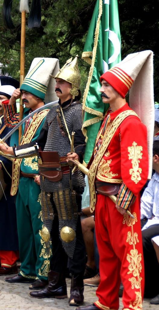 Ottoman Empire-Janissary