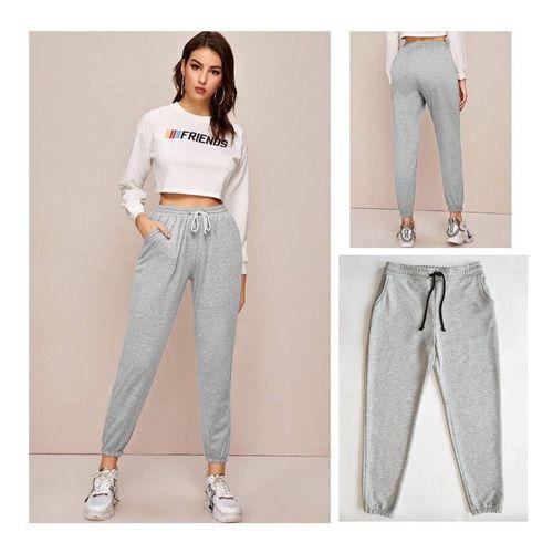 Pantalon Sudadera Jogger Mujer 100 Calidad Promocion 35 900 00 Pantalones Deportivos Mujer Pantalones De Vestir Mujer Jogger Mujer