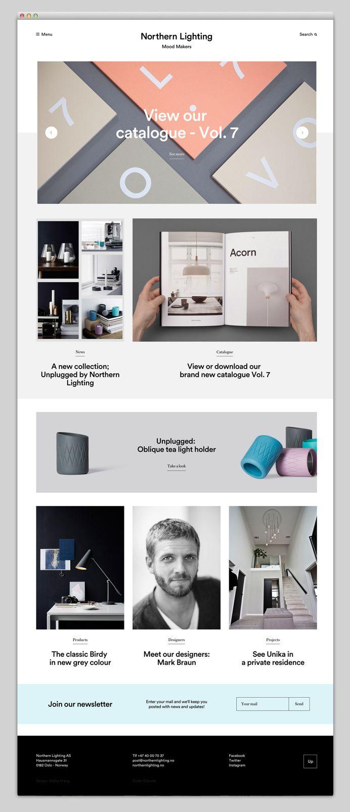 webdesign | Niice