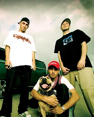 Bliss N Eso - soundtrack for this weekend