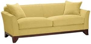butter yellow leather sofa - Bing Images